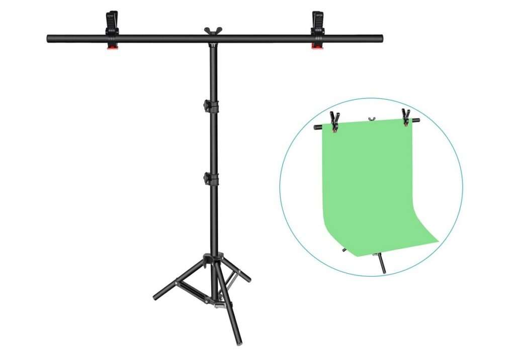 Neewer T-Shape Background Backdrop Support Stand